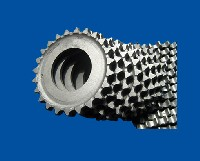 Sprocket for under carriage Machined condition